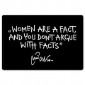 Magnet - Women are fact