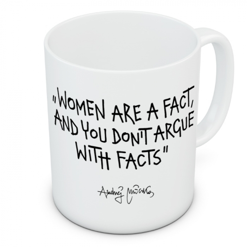Mug - Women are a fact
